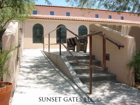 Commercial Gates | Phoenix Arizona | Sunset Gates