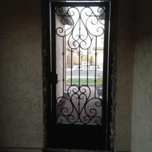 Entry Gates   Phoenix Arizona   Sunset Gates
