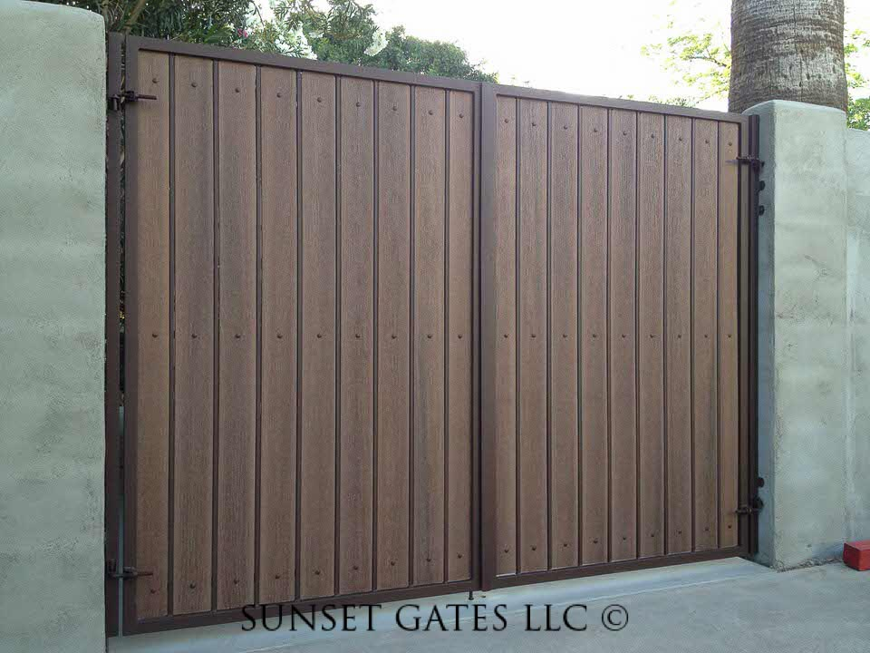 Sunset Gates Pro Series 123 Sunset Gates