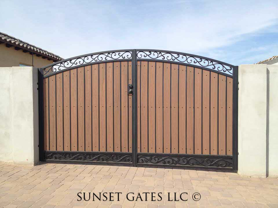 RV Gates | Phoenix Arizona | Sunset Gates