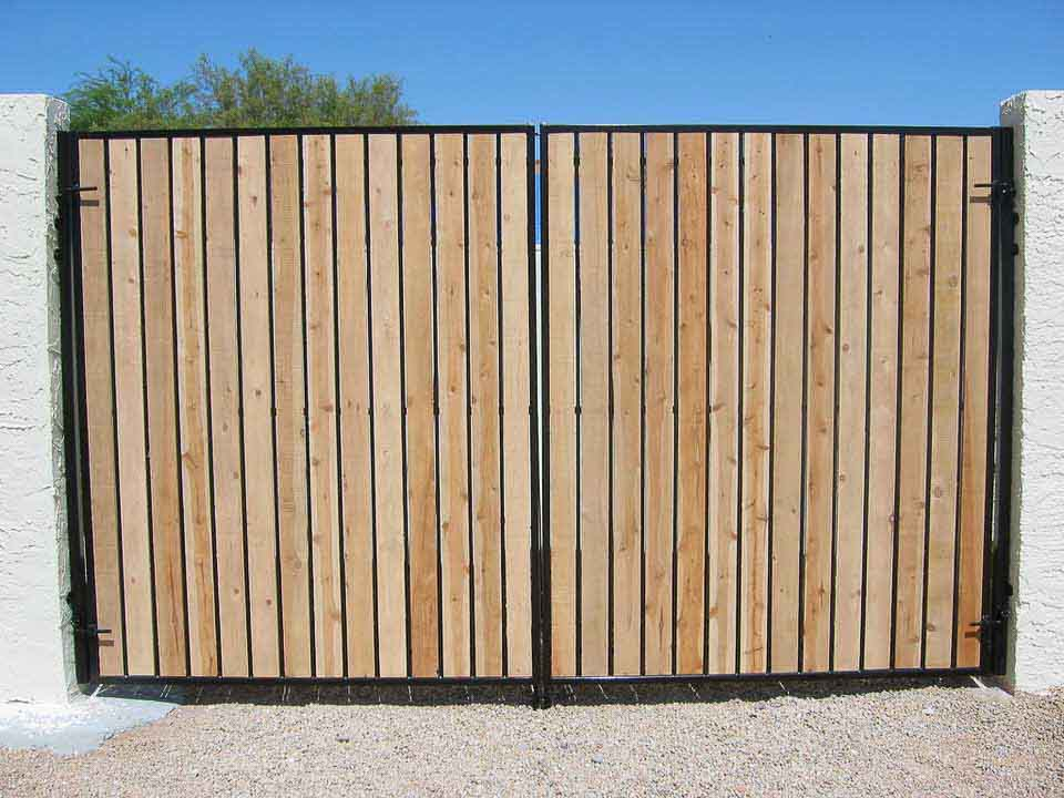 Wrought Iron Gates | Phoenix Arizona | Sunset Gates