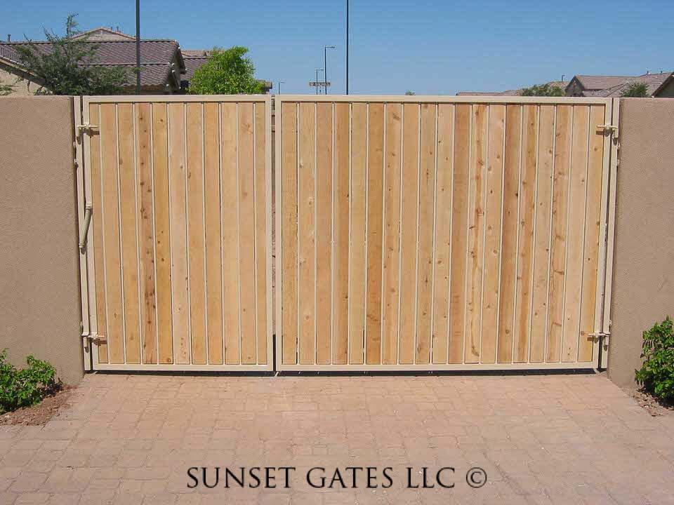 Wrought Iron Gates | Phoenix Arizona | Sunset Gates
